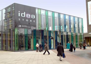 IDEA STORE Londýn, Anglie